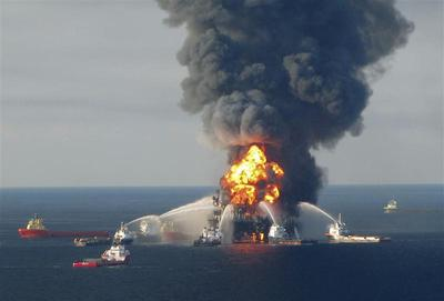 Flashback: BP oil spill