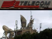 <p>Telecom Italia a rejeté jeudi une proposition formulée par l'homme d'affaires égyptien Naguib Sawiris qui souhaitait investir 3 milliards d'euros dans l'opérateur télécoms italien. /Photo prise le 12 novembre 2012/REUTERS/Alessandro Bianchi</p>