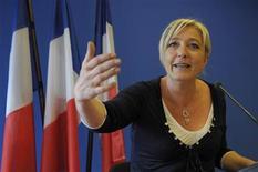 <p>Le Conseil constitutionnel a confirmé vendredi l'élection dans la 11e circonscription du Pas-de-Calais du socialiste Philippe Kemel, privant Marine Le Pen d'une deuxième chance dans son fief électoral de Hénin-Beaumont et de sa région. /Photo prise le 19 juin 2012/REUTERS/Philippe Wojazer</p>