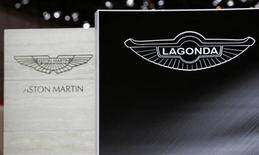 <p>Le fonds de capital investissement italien Investindustrial a annoncé vendredi l'acquisition de 37,5% d'Aston Martin Lagonda pour 186 millions d'euros. /Photo d'archives/REUTERS/Denis Balibouse</p>