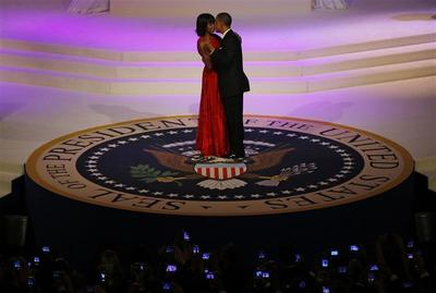 Obama's second inauguration