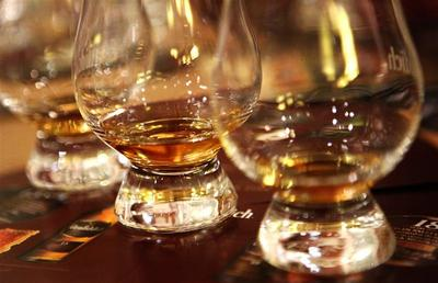 A whisky world