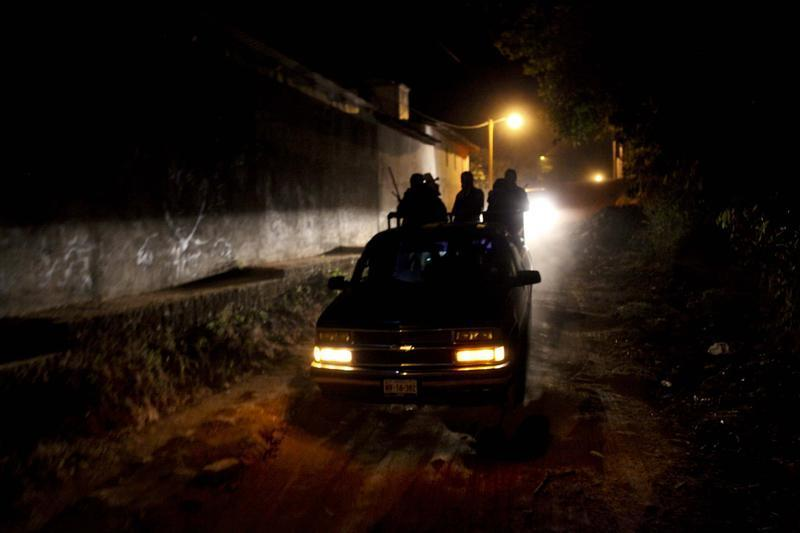 Mexico's community police
