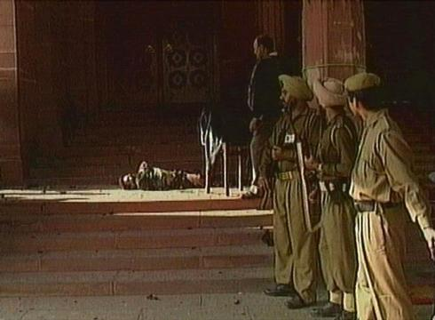 India parliament attack 2001