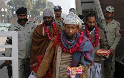 Pakistan Prisoner Release