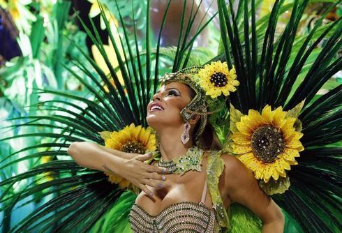 Carnival: Sergio Moraes