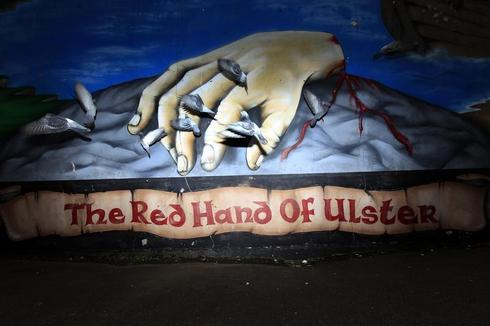 Northern Ireland's murals