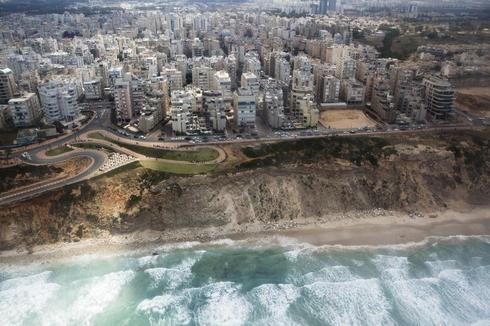 Israel from above