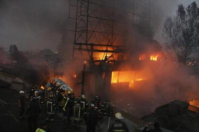 Mexico gas tanker explosion