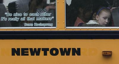 Newtown: Six months later