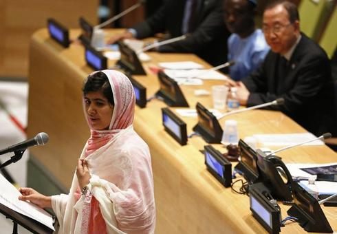 The story of Malala Yousafzai