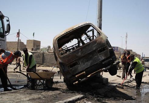 Iraq car bombings