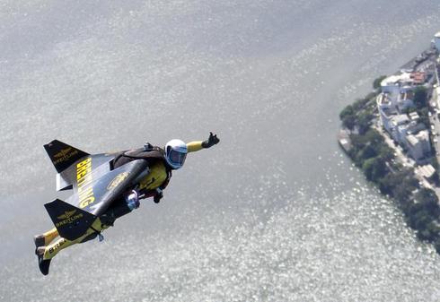 Adventures of Jet Man