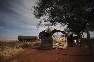Conflict over ancestral lands