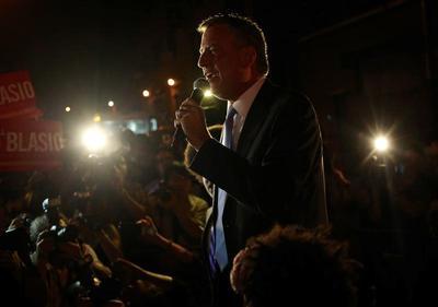 New York primary vote