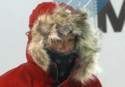 Prince Harry: Polar explorer