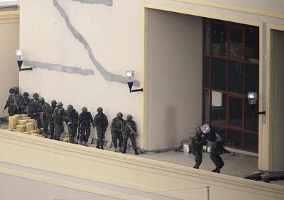Nairobi mall massacre