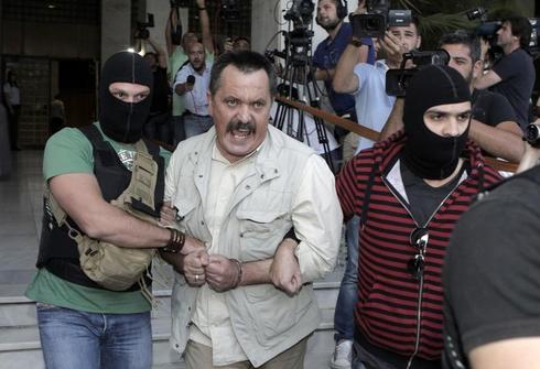 Crackdown on Golden Dawn