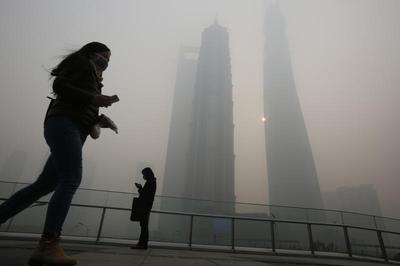 The dirty air of China