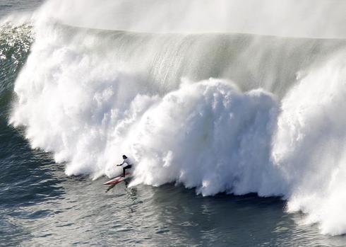 Big surf contest
