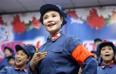 China celebrates Mao