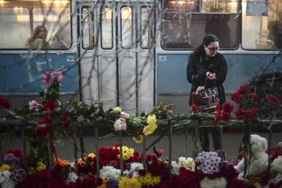 Suicide blasts in Russia