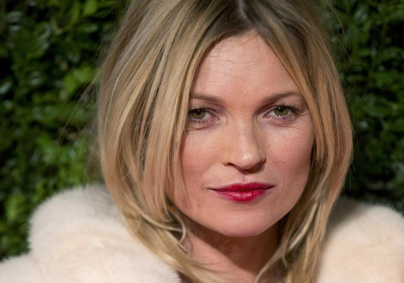 Kate Moss turns 40