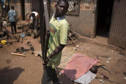 Violence in Central African Republic