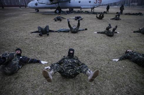 Defending Ukraine