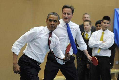 Ping pong politics