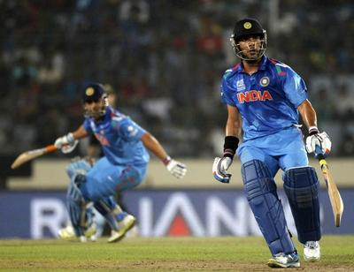 Twenty20: India vs Australia