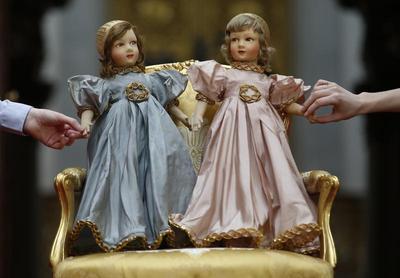 Queen Elizabeth's toys