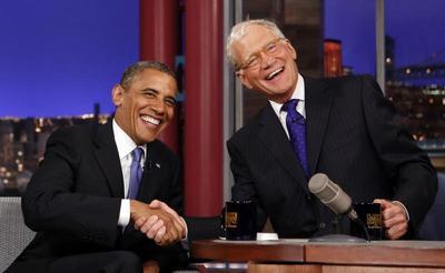 David Letterman retires