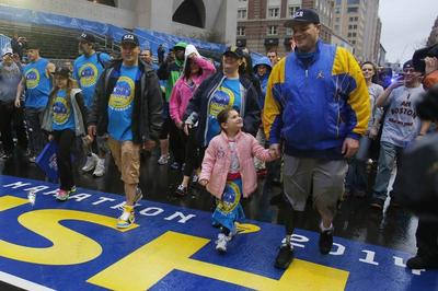 Boston bombings remembered