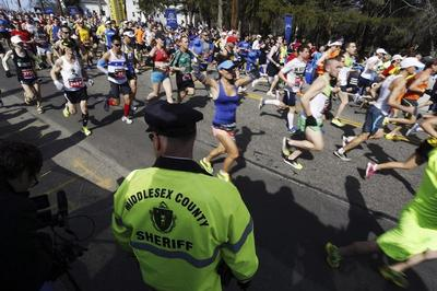 Running for Boston