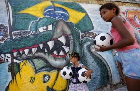 Graffiti of Brazil