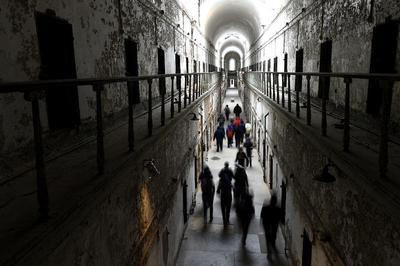 Inside a Philadelphia prison