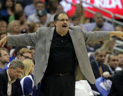 Pistons name Van Gundy as head coach, president