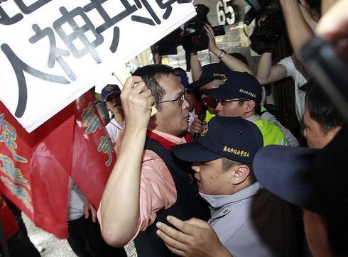 Anti-China riots in Vietnam
