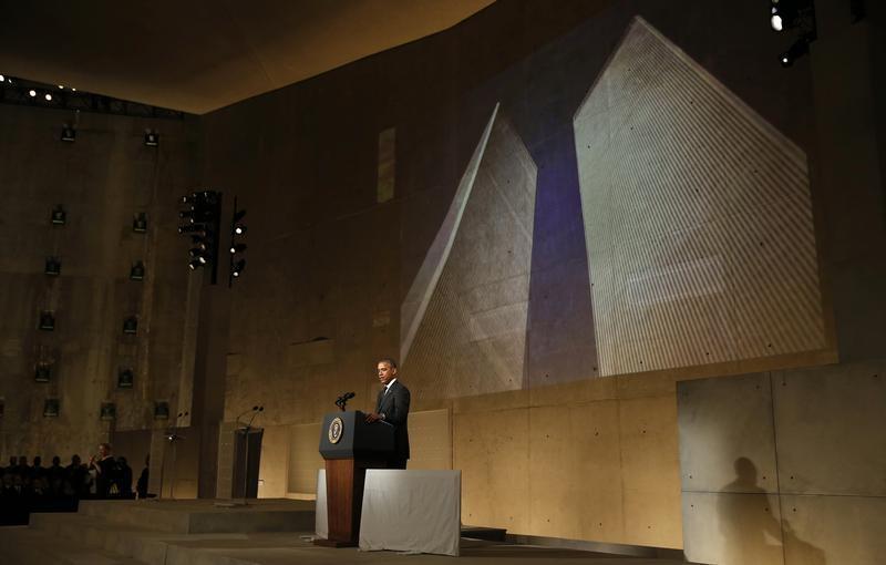 9/11 museum opens