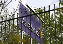 Des ministres suédois ont engagé vendredi une offensive contre le projet d'OPA de Pfizer sur le laboratoire AstraZeneca dont près de 6.000 salariés se trouvent en Suède, soulignant les risques pour l'emploi et la recherche. /Photo dprise le 28 avril 2014/REUTERS/Darren Staples