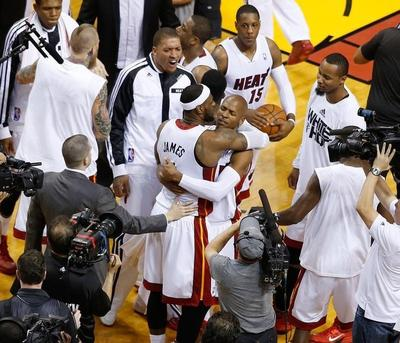 Heat and Pacers set for East Final clash of familiar...