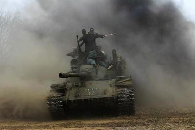 Fighting in Sudan