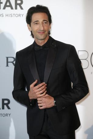 Actor Adrian Brody arrives for amfAR's Cinema Against AIDS 2014 event in Antibes during the 67th Cannes Film Festival May 22, 2014. REUTERS/Benoit Tessier