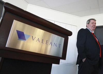 Allergan makes case against Valeant takeover ahead of higher bid