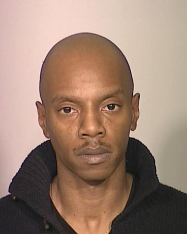 Universal Knowledge Allah, 36, is seen in an undated booking photo released by the Milwaukee Sheriff's Office in Milwaukee, Wisconsin February 7, 2014.  REUTERS/Milwaukee Sheriff's Office/Handout