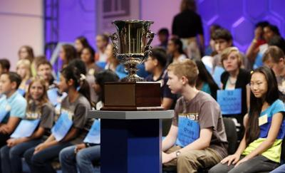 There's a fun buzz around National Spelling Bee