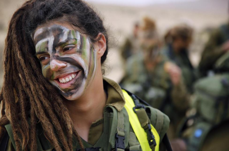 Women of the Israeli military