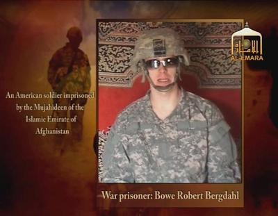 U.S. soldier freed in Afghanistan, five Taliban...