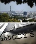Moody's ne croit pas que la réforme territoriale annoncée par François Hollande générera des économies à court ou moyen terme car elle ne fera que redistribuer des coûts entre les différents échelons administratifs. L'agence de notation juge en outre que les gains d'efficacité découlant de cette réforme mettront du temps à se matérialiser, la capacité des collectivités locales françaises à gérer une réduction des coûts restant à prouver.  /Photos d'archives/REUTERS